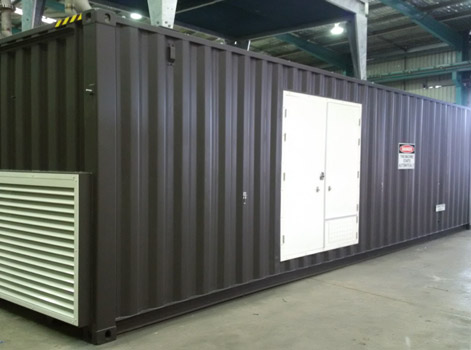 Shipping Container Modifications Parratech