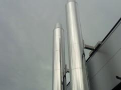 Exhaust Flues