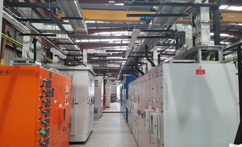 Electrical-Fitout